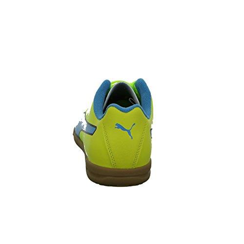 Puma Adreno II IT Jr 103476 08 Jungen Indoor Gelb (Gelb)