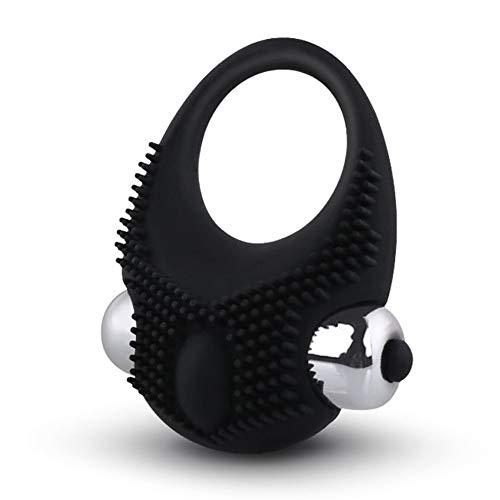 Reasoncool Sexspielzeug für Erwachsene,VerzöGern Sie Produkte Vorzeitige Sperre MäNner Vibratoren HalsbäNder Fine Sex Toys