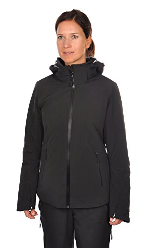 Völkl Performance Wear Damen Skijacke Silver Star Jacket, Black, 36, 451102.900
