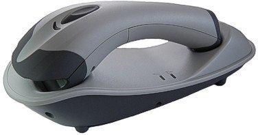 Bluetooth Barcode-Scanner AS-8020CL mit Lade- und Sendestation USB Kabel, Funkreichweite bis 100m