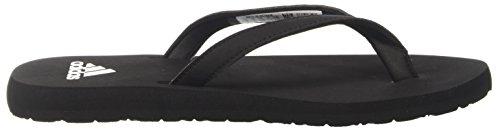 adidas Eezay Essence, Chaussures de Plage et Piscine Femme Noir (Core Black/ftwr White)