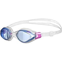 ARENA 000001E191 Gafas de Natación, Mujer, Azul (Clear), Talla Única