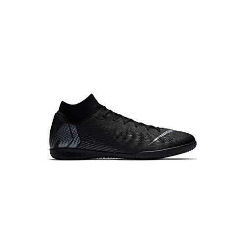 Nike Herren Mercurial SuperflyX VI Academy Indoor Fußballschuhe, Schwarz 001, 40 EU (Nike-herren-schuhe-indoor)