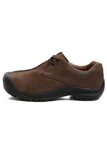 Keen scarpe da trekking Uomo Boston III, marrone (marrone), 41