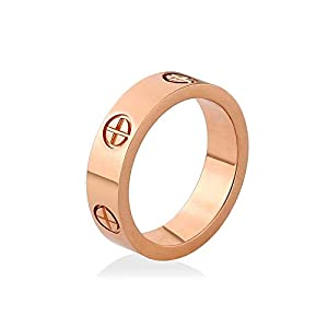 Fire Ants Love Ring-Lifetime Just Love You for Men Women