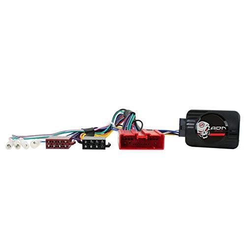Interface Commande au volant MZ6J pour Mazda 3 5 6 09-13 Sans ampli JVC - ADNAuto