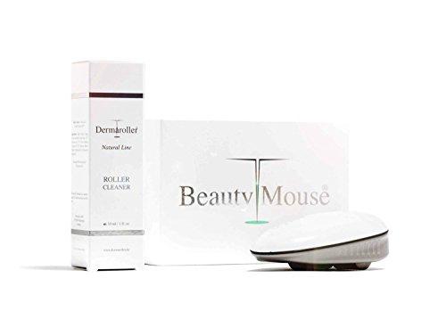 Dermaroller Beauty Mouse Set inkulsive Roller Cleaner, 1er Pack (1 x 1 Stück)
