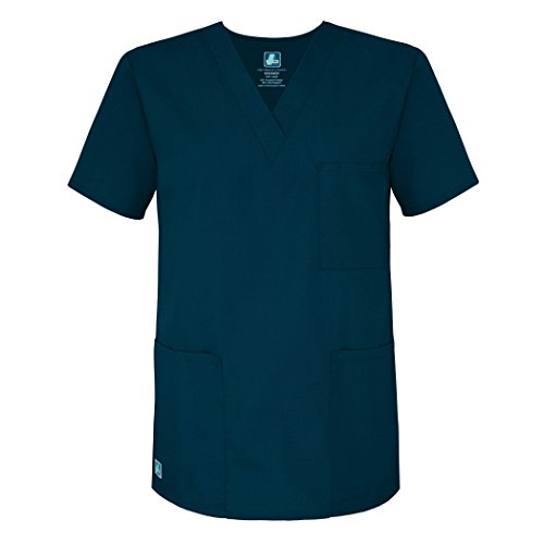 Medizinische Uniformen Unisex Top Krankenschwester Krankenhaus Berufskleidung 601 Color CBB | Talla: ()