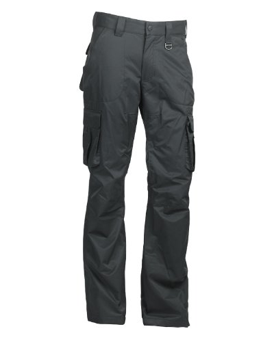 Jeff Green Herren Outdoorhose Tampere, Black, 52, 1356-BL