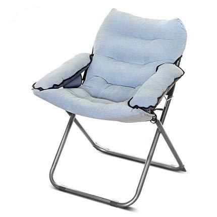 YF-Lounge chair Schwerkraft liegend Garten Sonnenliege Kissen Pads Ersatz Garten Terrasse Sitzbezug dick gepolsterte Bett Relaxer Stuhl