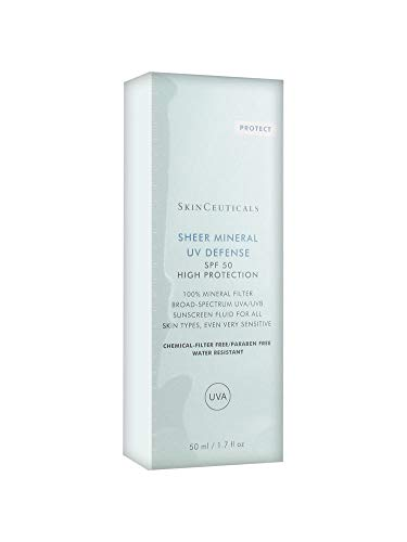 SkinCeuticals Protect Sheer Mineral UV Defense SPF 50 50ml -