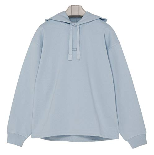 ACNE STUDIOS Herren Bi0022dbl Hellblau Baumwolle Sweatshirt - Acne Pullover