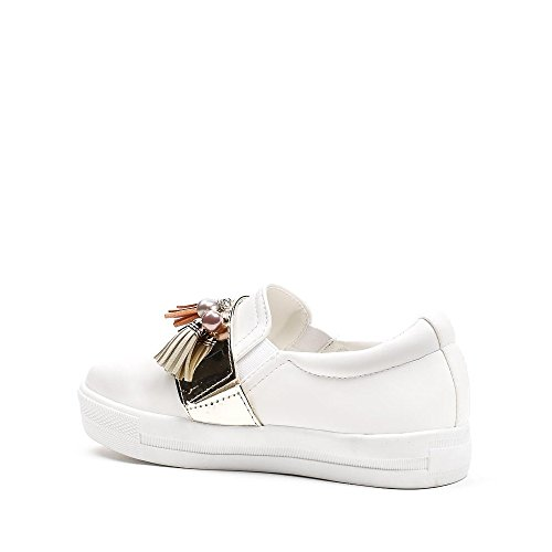 Damen Sapatos Mokassins amp; Chinelo Doree Ideais 5rqwrH