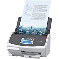 Fujitsu ScanSnap iX1500 600 x 600 DPI ADF + Manual Feed Scanner Blanc A4 - Scanners (216 x 3000 mm, 600 x 600 DPI, 30 ppm, Niveau de Gris, Monochrome, ADF + Manual Feed Scanner, Blanc)