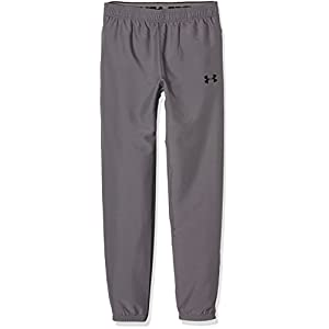 Under Armour Jungen Fitness Hose Storm Powerhouse Woven Pants