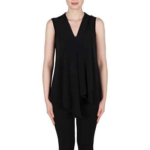 Joseph Ribkoff Black Top Style - 161060 Collection 2019