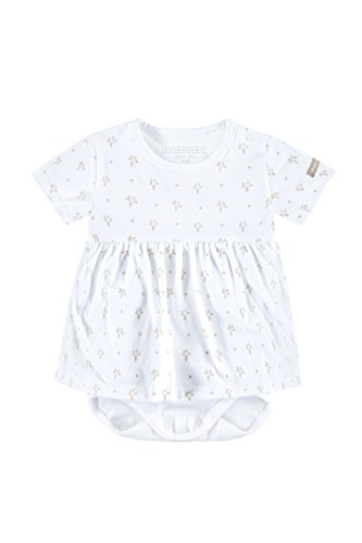 Bellybutton Body Fille - blanc - 3 mois