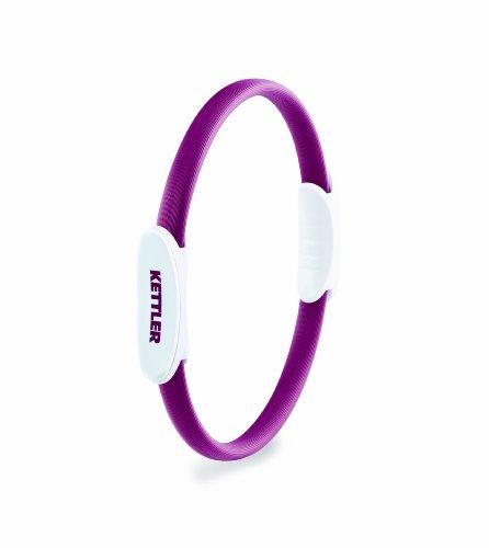 Kettler Pilates Ring, Burgunderrot/Perlmutt Weiß, 07351-540
