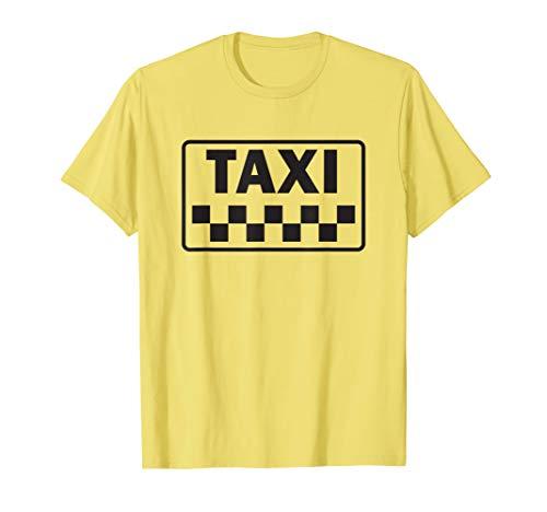 en T-Shirt Gelbes New Yorker Fahrerhaus ()