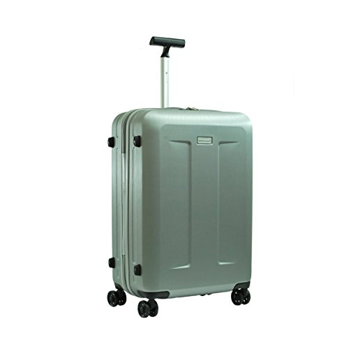 Valise taille moyenne 60 cm Gris Clair Mixte Snowball