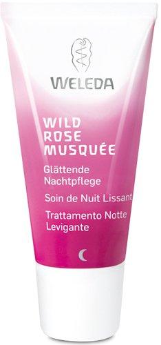 WELEDA Nachtcreme Hagebuttenblüte (Rosa Mosqueta) 30 ml (Wild Rose Weleda)