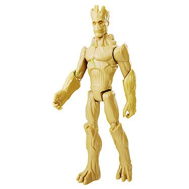 Marvel: Guardians of the Galaxy - Titan Helden - Groot - 30 cm Action Spielfigur