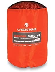 LIFESYSTEMS OUTDOOR SURVIVAL SHELTER (4 PERSONS) by Life Systems