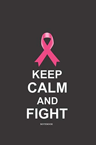 cer Survivor Lined notebook ca A5 for notes, sketches, drawings, formulas, as a calendar or for learning; wide line grid; breast cancer survivor, cancer fighter & pink warrior ()