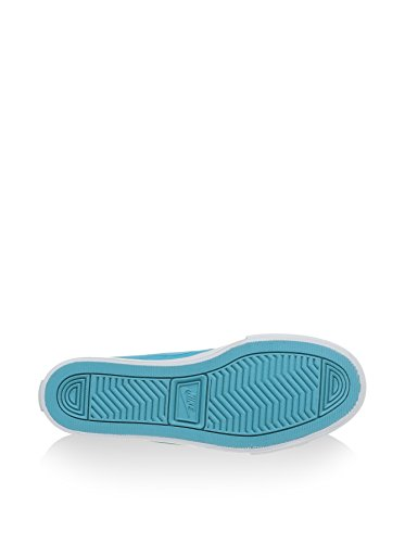 Nike Wmns Primo Court Br, Chaussures de Sport Femme Bleu - Azul (Gamma Blue / Gamma Blue-White)