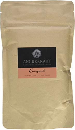 Ankerkraut Currywurst, Curry Wurst Topping, 200g im aromadichten Beutel