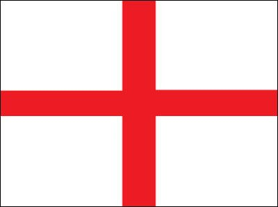 Special Offer....England (St George) Flag 5ft x 3ft by (Kostüm George St)