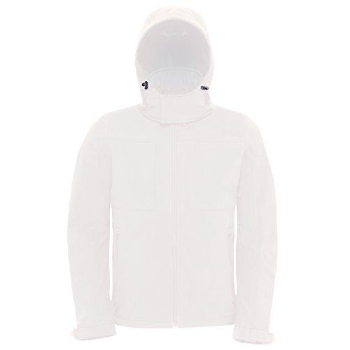 B&C Collecton - Blouson - Homme Blanc