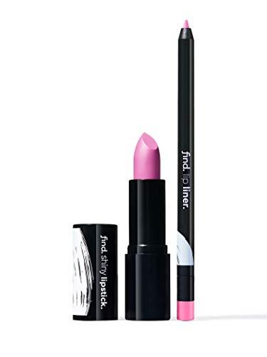 FIND - Celestial Pink (Lippenstift, glänzend n.6 + Lippenkonturstiftn.11)