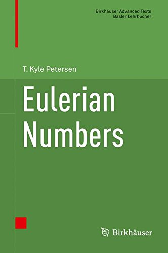 Eulerian Numbers par T. Kyle Petersen