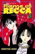Flame of Recca Edition simple Tome 5