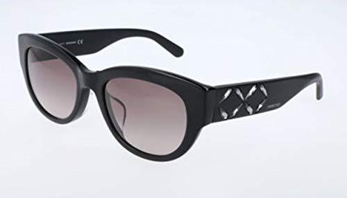 Swarovski Damen Sk0127 01B-54-19-140 Sonnenbrille, Schwarz, 54
