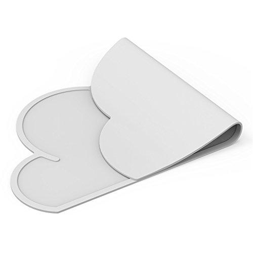 Phifo Einteilige rutschfeste Silikon Babyplatte &...