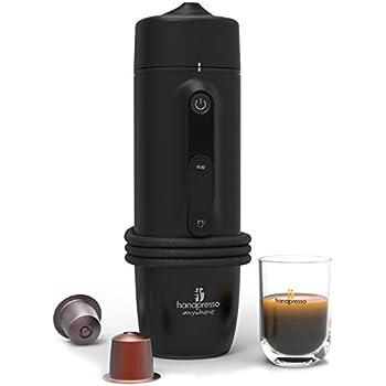 Máquina espresso manual mini manual cafetera eléctrica ...