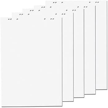 80 g Office Line Flip-Chart-Block Format: 67,5 98 cm 20 Blatt blanco 5 St/ück im Karton Art.Nr.: 770001