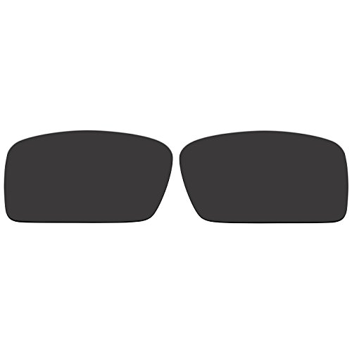 a6727e5b88 ACOMPATIBLE Replacement Lenses for Oakley Gascan S (Small) Sunglasses (Black  - Polarized) - Buy Online in Oman.
