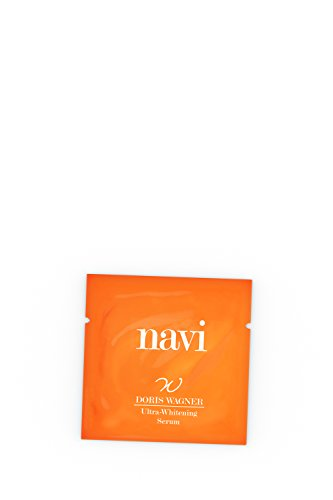 Navi Ultra-Whitening Serum, Probe 1 x 3 ml Plus-Produkte, Augenringe entfernen