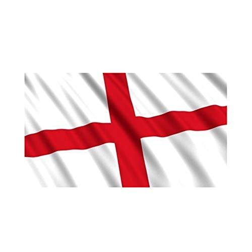Hemore England Flagge großhandel 4. Flagge 90 * 150 cm 3 * 5FT Flagge Weihnachten Halloween Thanksgiving Party Dekoration