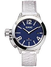 U-Boat Classico 40Esfera Azul/Diamantes