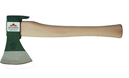 Stubai Handbeil grün mit Stiel, 800 g, 672053