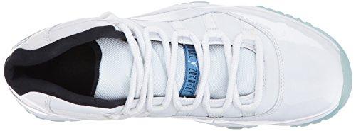Blu Da Jordan Scarpe Bianco blu Ginnastica Nero erano Nero Uomo Nike 44 11 Retro Leggenda nero Air Bianchi 7q5xwIX