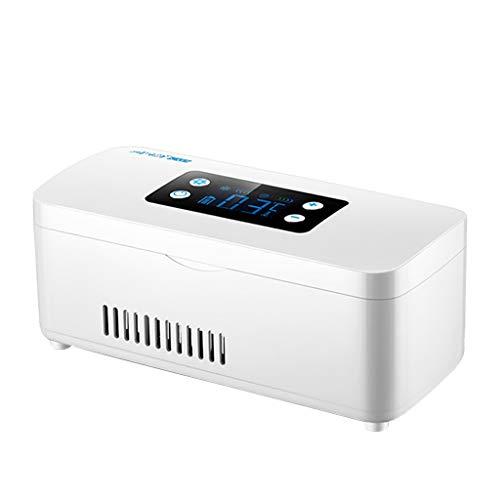AiYe Kühltaschen & -boxen Der tragbare Insulinkühler-Kasten, der den Mini-Insulinkühler-Kühlschrank behält, hält die Diabetesmedikation kühl und isoliert