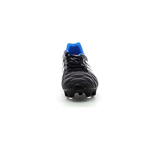 11 Nova XTRX SG - Chaussures de Foot Noir/Blanc/Bleu Solaire Noir