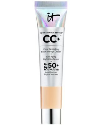 It Cosmetics Your Skin But Better CC+ SPF 50 +