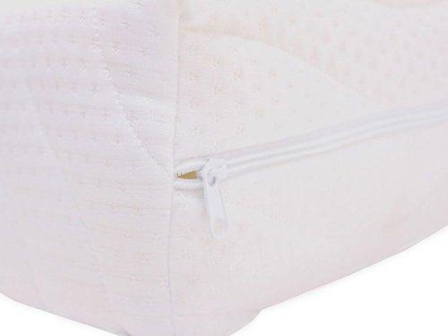 Best For You Matratzenbezug 14 cm Easy Active Cool für Allergiker geeignet 3-seitiger Reißverschluss Bezug für Matratzen von 60x120x14 bis 200x200x14 cm