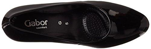 Gabor Ladies Comfort Pumps Black (nero 27)